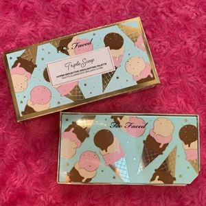 Too Faced Triple Scoop Highlighting Palette
